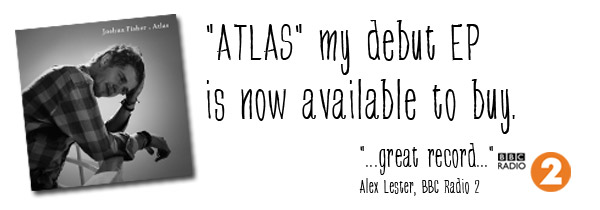 ATLAS - My debut EP Out Monday 25 October